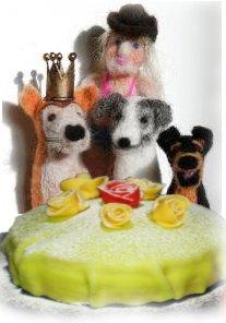 Grattis på födelsedagen till mig själv, världens bästa Don Dino säger jag!